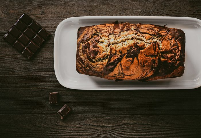 vegan spacecake met chocolade - wietinfo