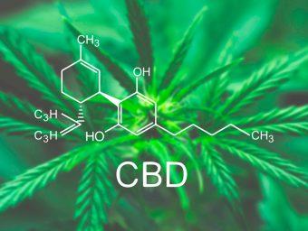 CBD molecuul