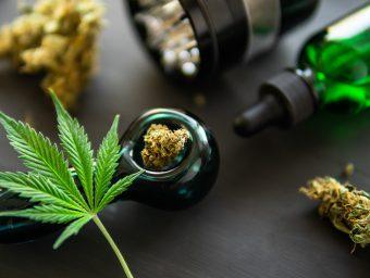 cannabis en wiet-gerelateerde middelen